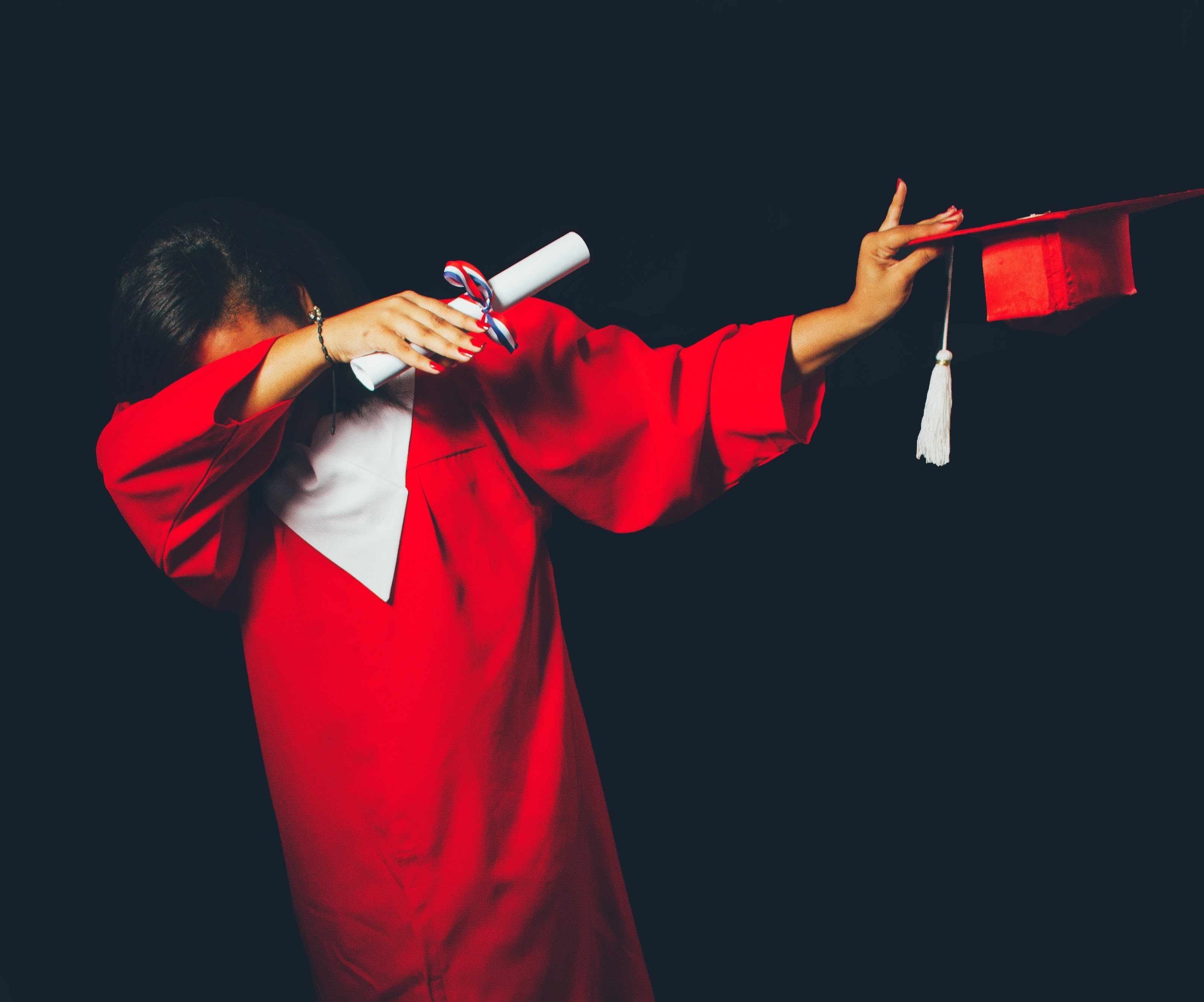Abschluss Diplom erhalten