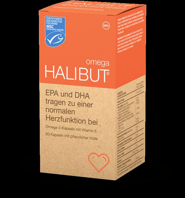 halibut omega packshot deutsch